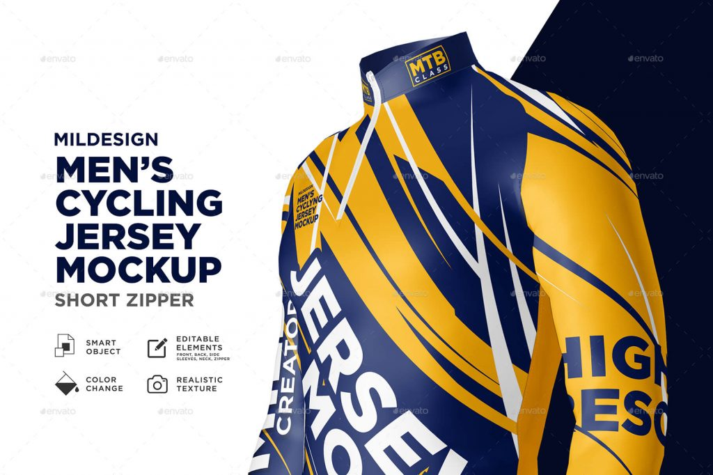 Download 30+ Cycling Jersey Template Psd Free Download