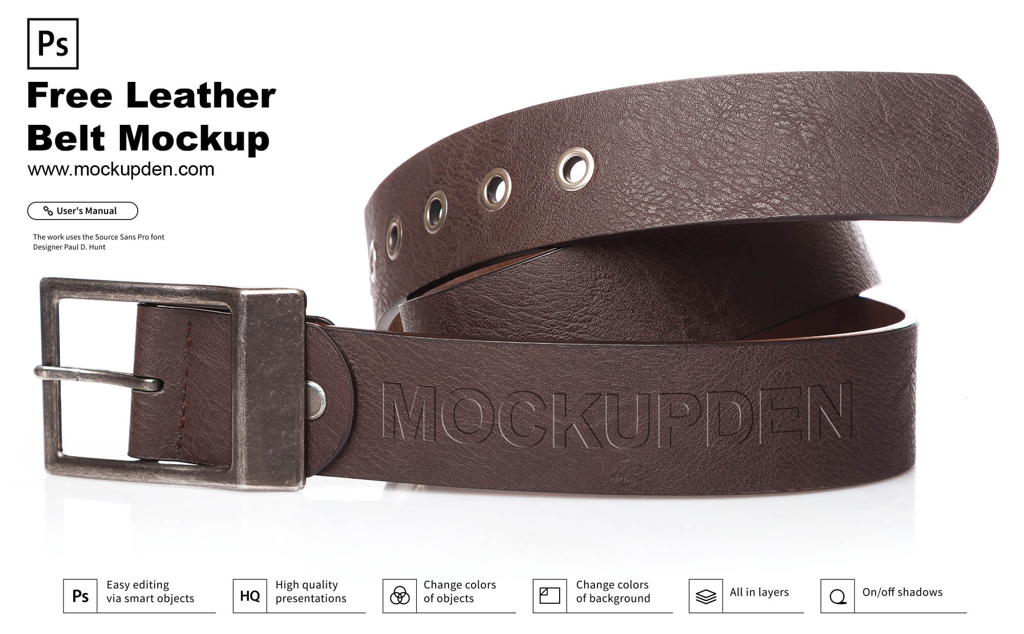 Find out more about how it works and when to replace it for proper engine function. Free Leather Belt Mockup Psd Template Mockup Den