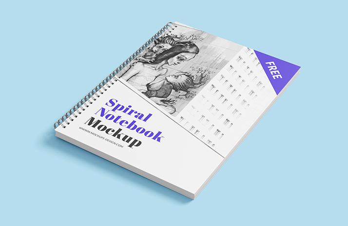Essential instagram mock up psd. Free Spiral Notebook Mockup Mockups Design