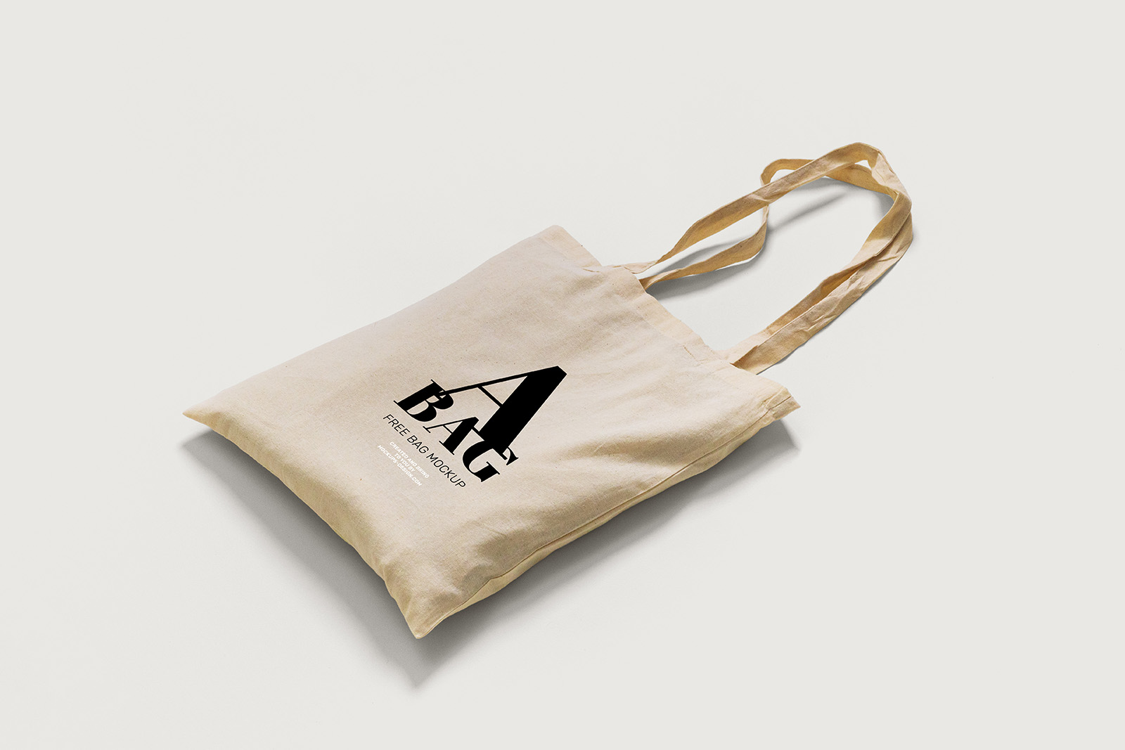 This free tote bag mockup has different features which include customise background. Free Tote Bag Mockup Mockups Design