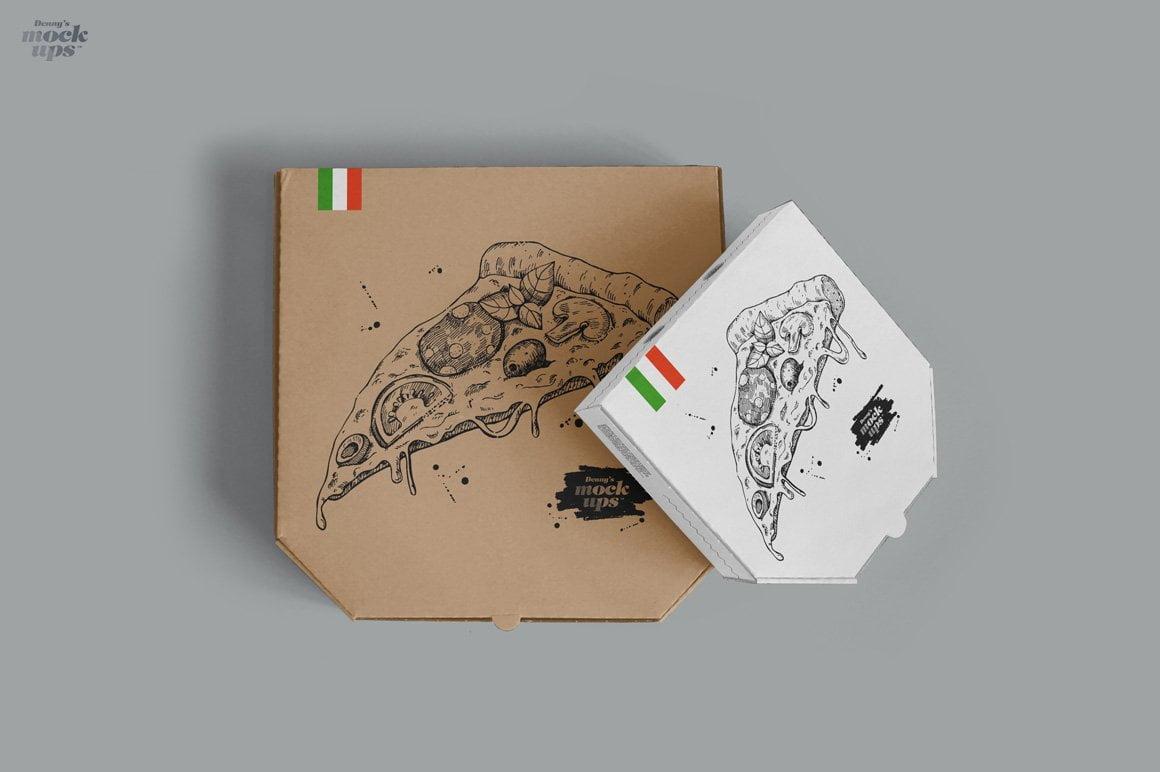 20 amazing pizza box