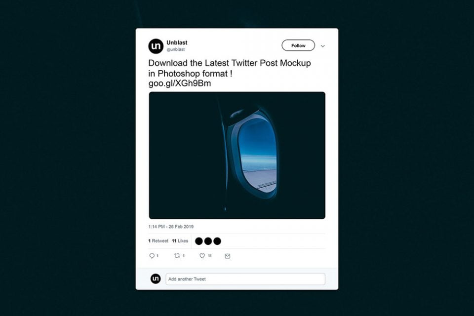 A free set of facebook mockups containing two mobile screens: 25 Best Free Social Media Mockups For 2021 Mockuptree