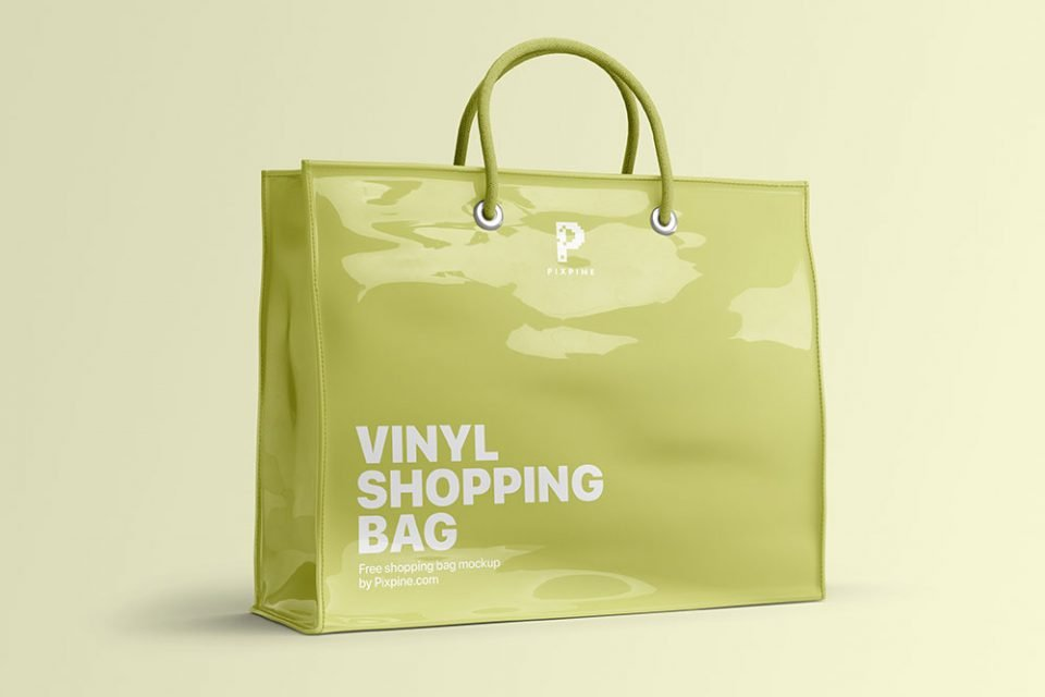 By design syndrome in templates. Free Realistic Shopping Bag Mockup Mockuptree