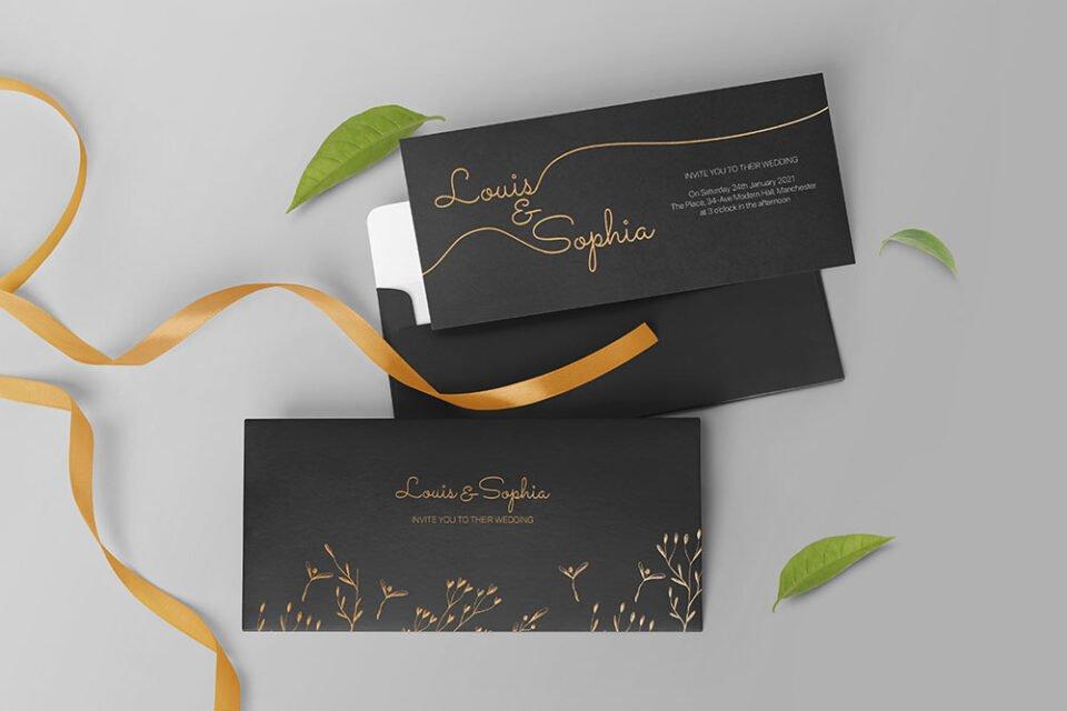free greeting card mock up mockuptree
