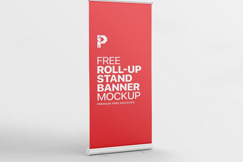 Pikbest has 249469 roll up banner design images templates for free download. 25 Best Free Banner Mockups Mockuptree