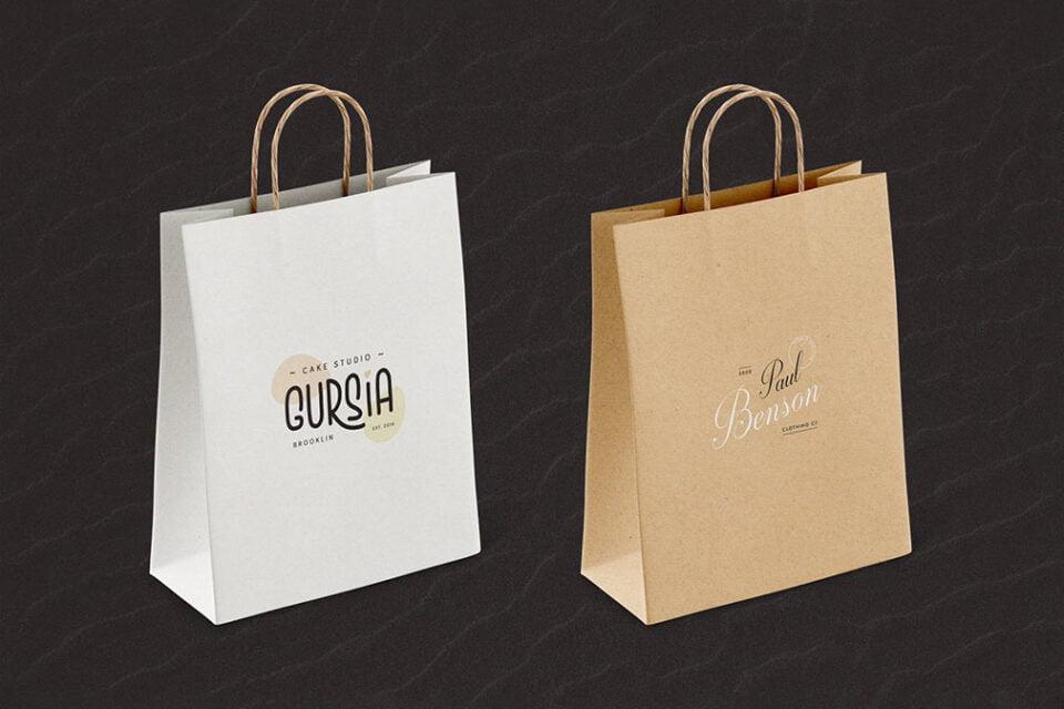 Your easier way to design. 95 Best Free Bag Mockups For 2021 Mockuptree