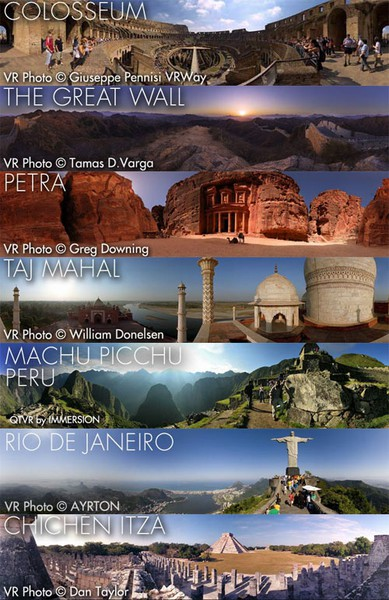 New 7 wonders of the world  |7 Wonders Of The World 2012 With Name