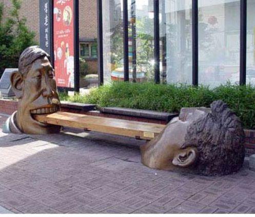 Tác phẩm điêu khắc kỳ lạ nhất thế giới