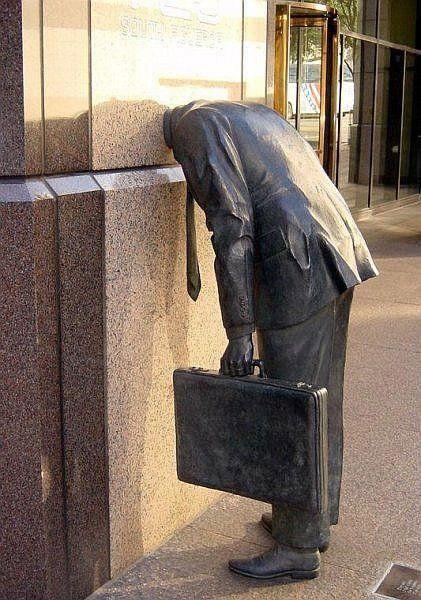 tác phẩm điêu khắc bất thường thú vị nhất thế giới