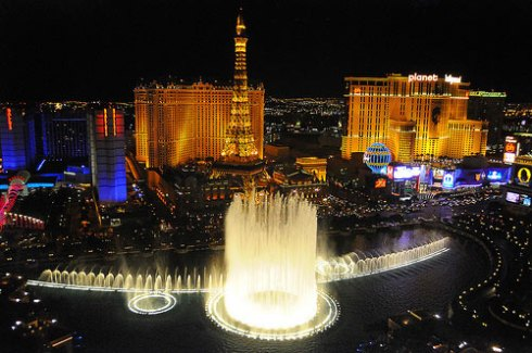 Most beautiful fountains in the world