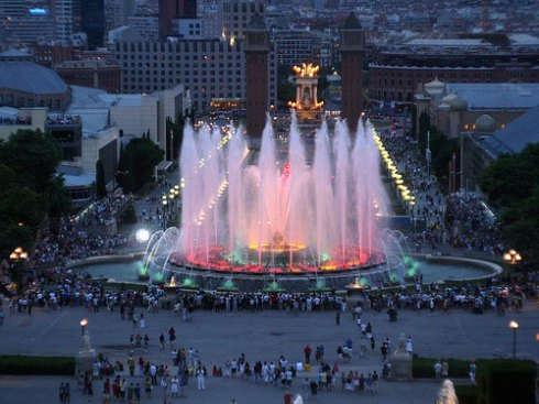 world's most beautiful fountains