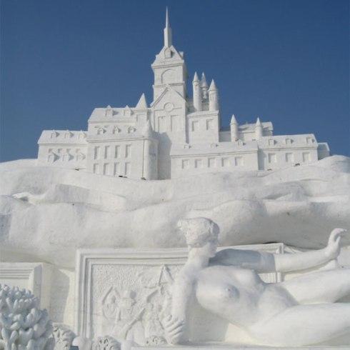 snow & ice festival China