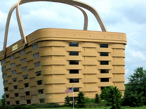 unusual building ohio