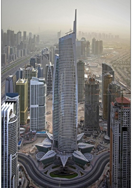 Dubai's tallest buildings