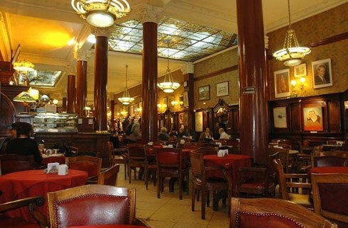 most beautiful cafes