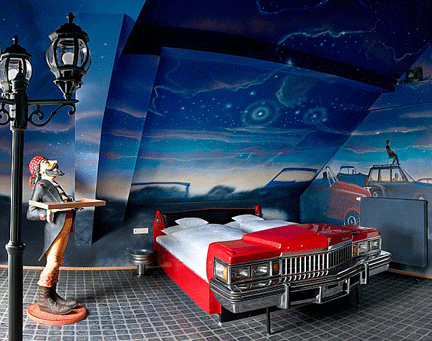 world's most unusual and weird hotels