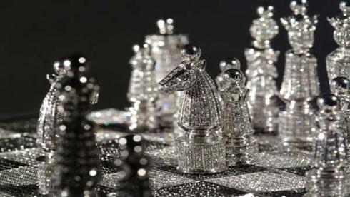 world's most expensive chess set