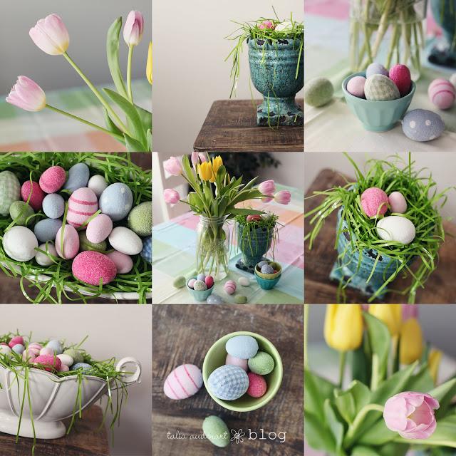50 Easter Decorating Ideas  mocochoco