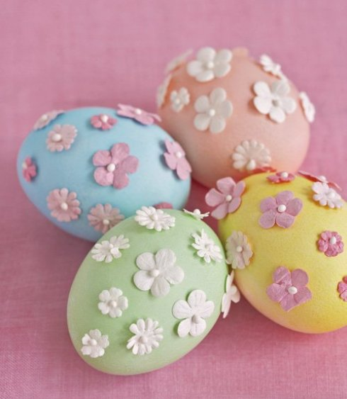Decorated Easter Eggs: 30 Easy And Creative Easter Egg Decorating Ideas!
