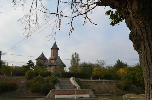 Galati town Romania 5