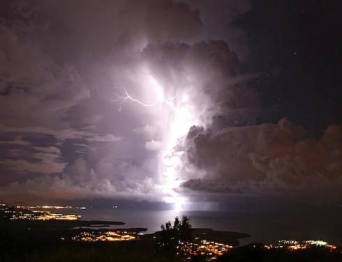 rare and Incredible Natural Phenomena Venezuela