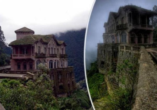 the haunted hotel del salto