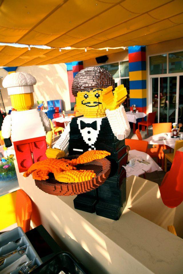 Legoland Hotel: The Unusual Hotel Made of Lego! | moco-choco