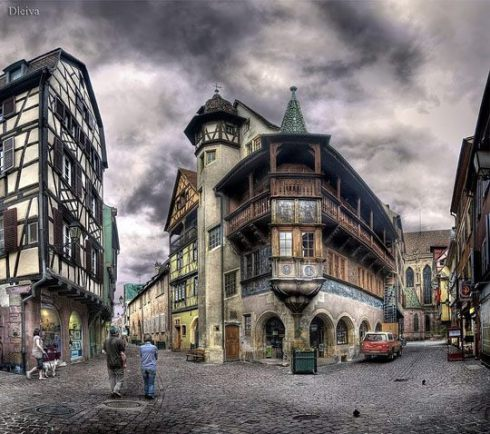 Europe's most beautiful city Colmar, France 12