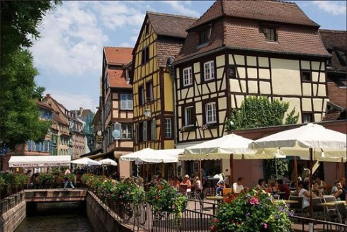 Europe's most beautiful city Colmar, France 15