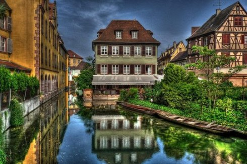 Europe's most beautiful city Colmar, France 16