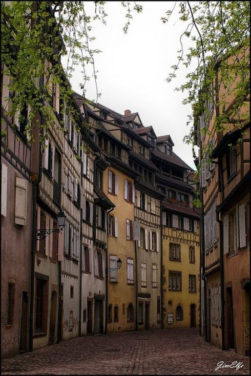 Europe's most beautiful city Colmar, France 18