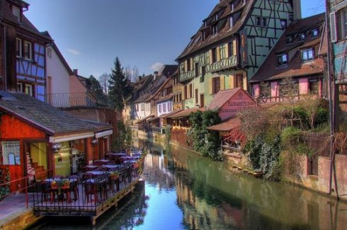 Europe's most beautiful city Colmar, France 21