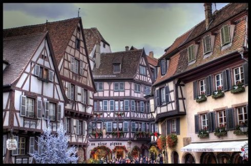 Europe's most beautiful city Colmar, France 22
