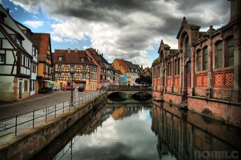 Europe's most beautiful city Colmar, France 5