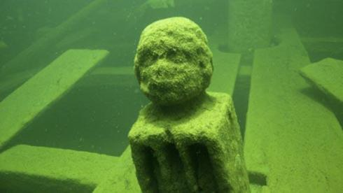 The Ghost Ship shipwreck The Baltic Sea