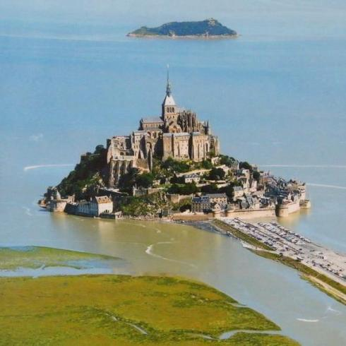 The Mont-Saint-Michel--a fairytale island 2
