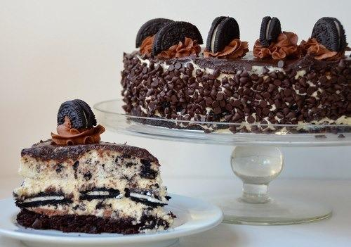 Oreo Dream Extreme Cheesecake recipe Mocochoco