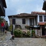 Old Agios Pandeleimon Traditional Greek village 6