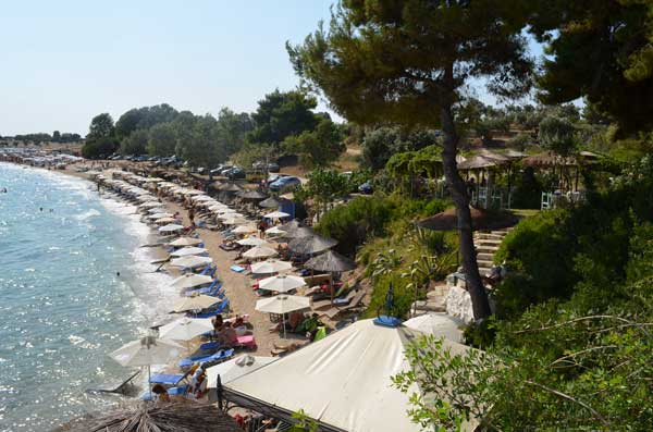 best beachse in Halkidiki Agios ioannis beach 9
