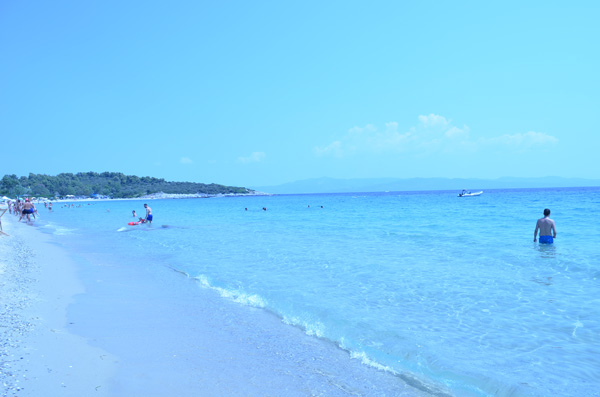Greece Halkidiki Paliouri beach best beach bars Lefki Ammos 12