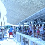 Greece Halkidiki Paliouri beach best beach bars Lefki Ammos 8