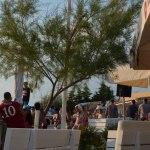 Greece Halkidiki Iraklia beach best beach bars Crystal life 2