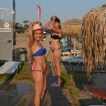 Greece Halkidiki Iraklia beach best beach bars Crystal life