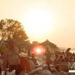 Greece Halkidiki Hanioti beach best beach bars Molos