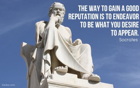 interesting quotes of the ancient Greek philosopher Socrates 9