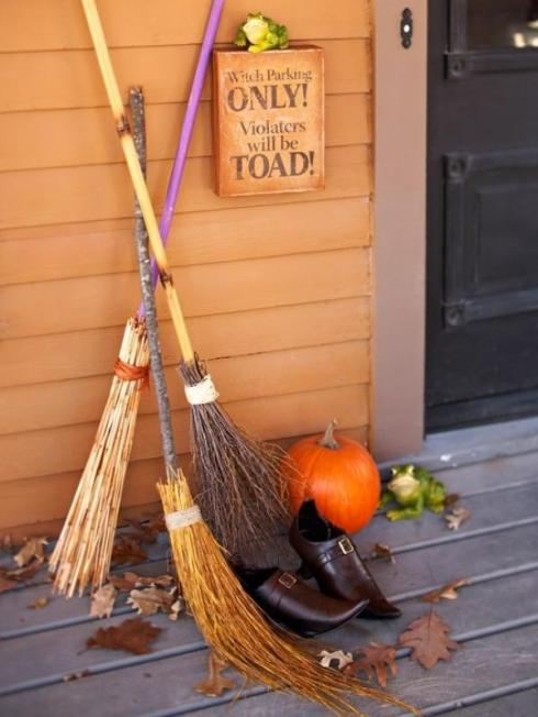 outdoor halloween decorating ideas 4