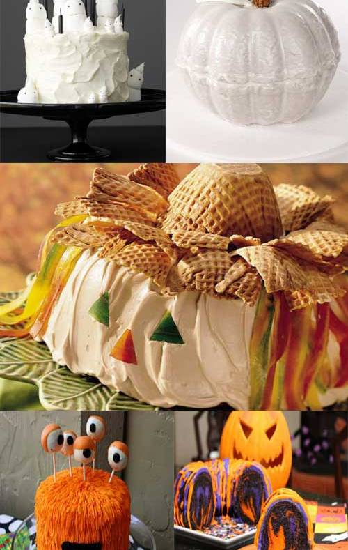 Best Halloween cake recipes ideas