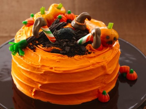 Halloween witch cake recipe ideas