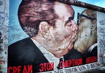 most interesting walls Berlin