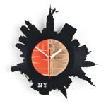 Creative clock art new York